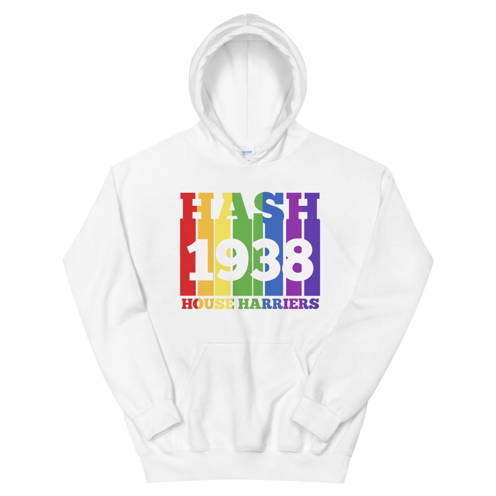 Rainbow Hash House Harriers 1938 - Unisex Hoodie