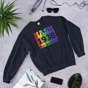 Rainbow Hash House Harriers 1938 - Unisex Sweatshirt