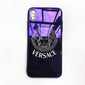 VERSACE STRIPES PENDANT CARD HOLDER IPHONE CASE-Millennial Watches