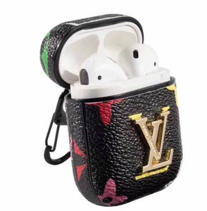 LV MONOGRAM PENDANT AIRPODS CASE