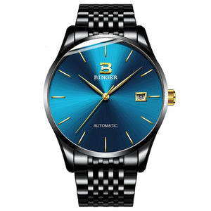 Sapphire Crystal Watch