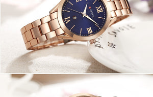 ELAGANT Gold Watch-Millennial Watches