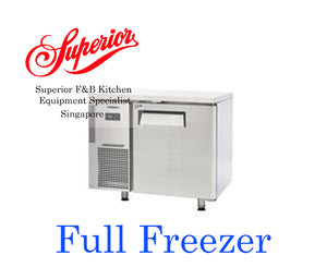 0.9m Counter Full Freezer