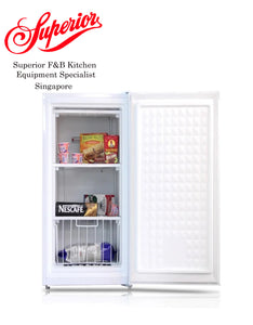 Upright 96L Chest Freezer