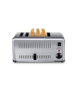 4 Slice Commercial bread Toaster