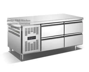 Counter Chiller 4 Drawer