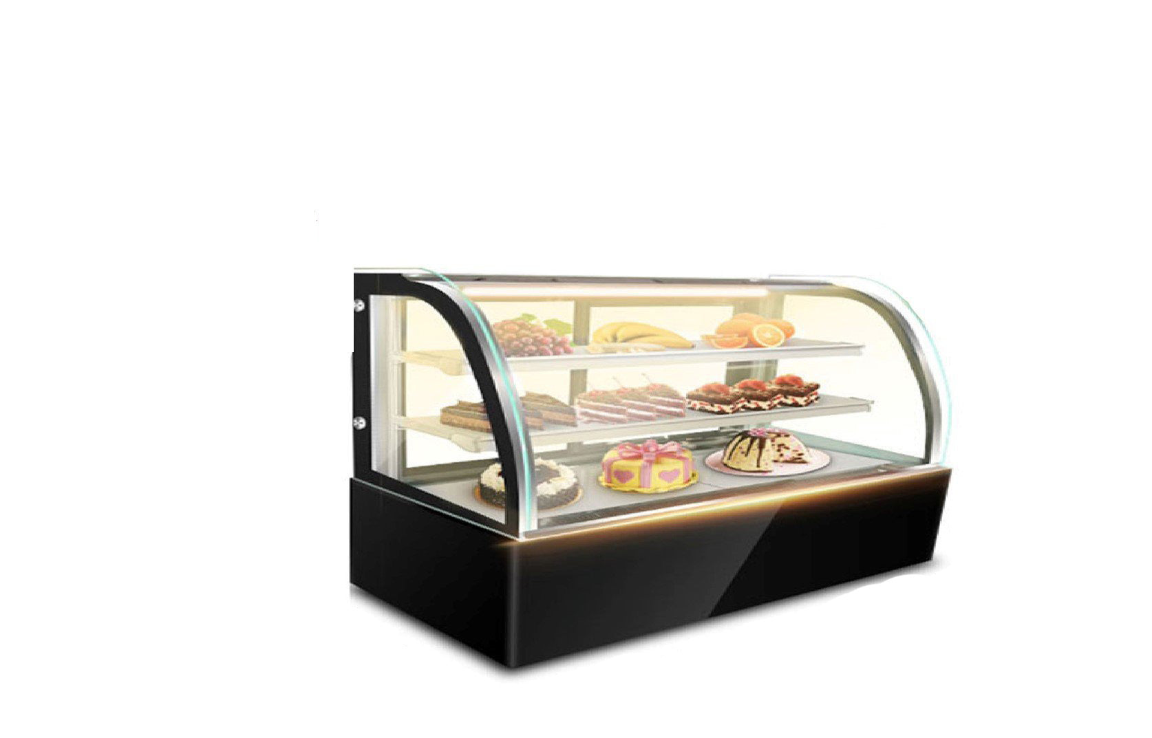 Standing Cake Display Chiller 120cm