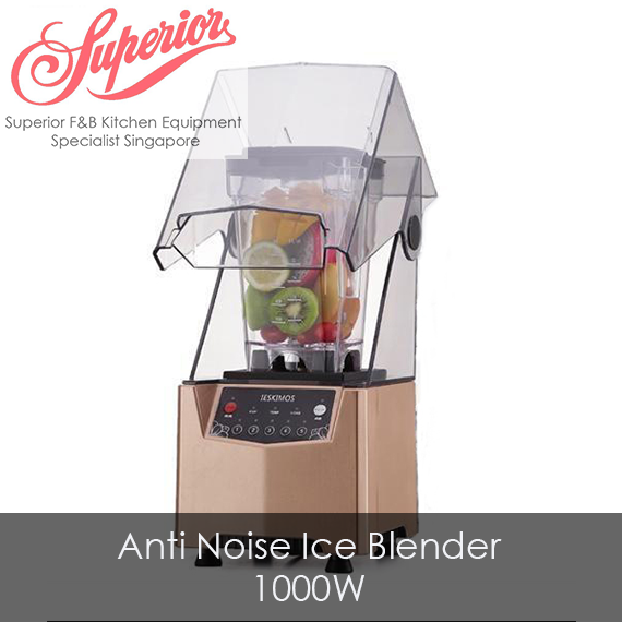 Anti Noise Ice Blender