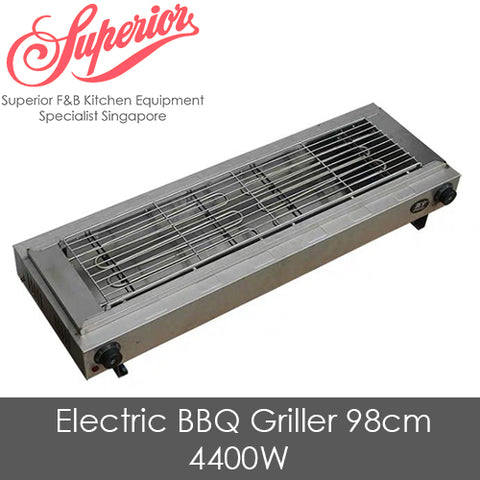 Electric BBQ Griller 98cm