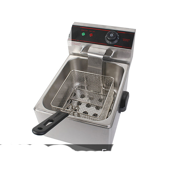 Electric Single Deep Fryer 6L