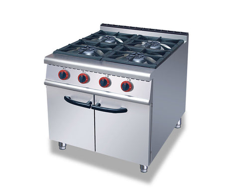 Full Gas Stove without Oven