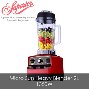 Micro Sun Heavy Duty Ice Blender 2L