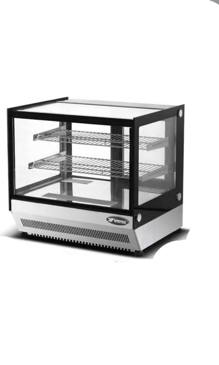 Table Top Cake Display Chiller 70cm