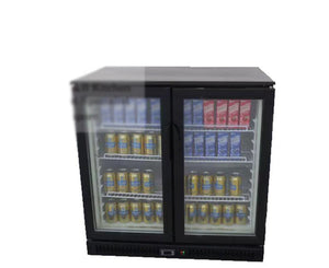 Wine Display Chiller 2 Door