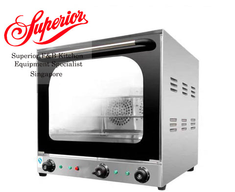 Full Convection Oven 4 Tier (With Heating Element and Steam)