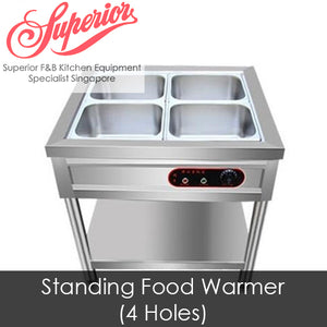Standing Food Warmer (4 Holes)