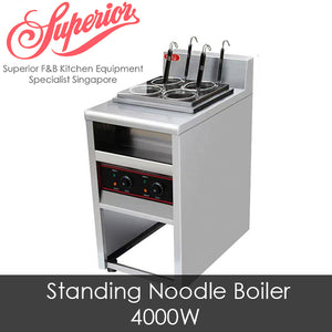 Standing Electric Noodle Boiler (4 Holes)