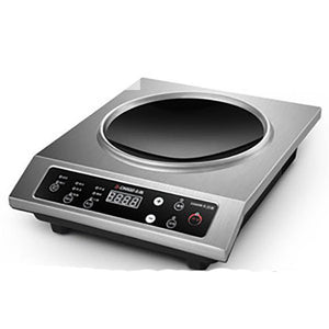 Wok Style Induction Cooker 3500W