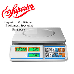 Digital Weighing Scale (30KG) 2019 Edition