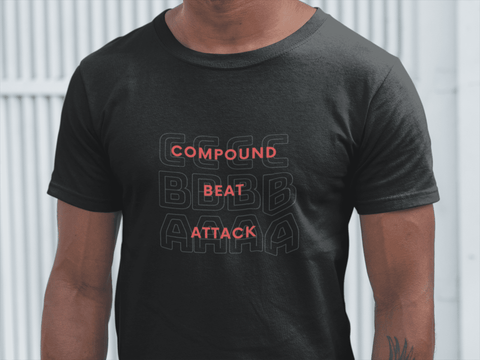 Compound Beat Attack Short-Sleeve Unisex T-Shirt