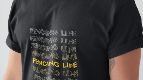 Fencing Life Short-Sleeve Unisex T-Shirt
