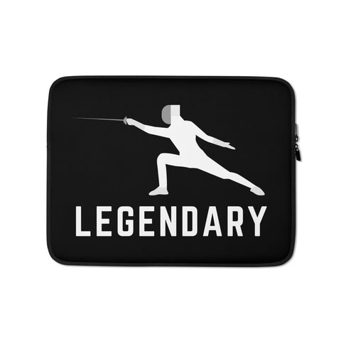 Laptop Fencing Legendary Sleeve