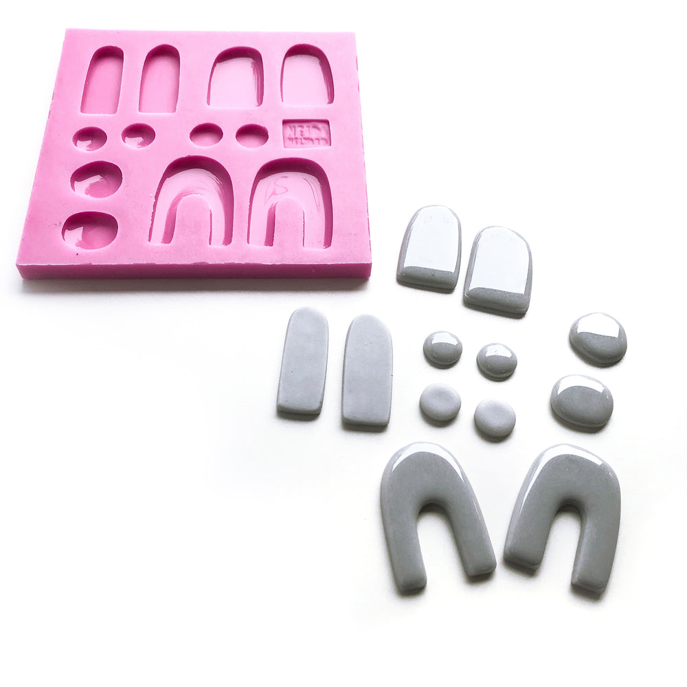 Heidi Helyard | Silicone Mould Design 01