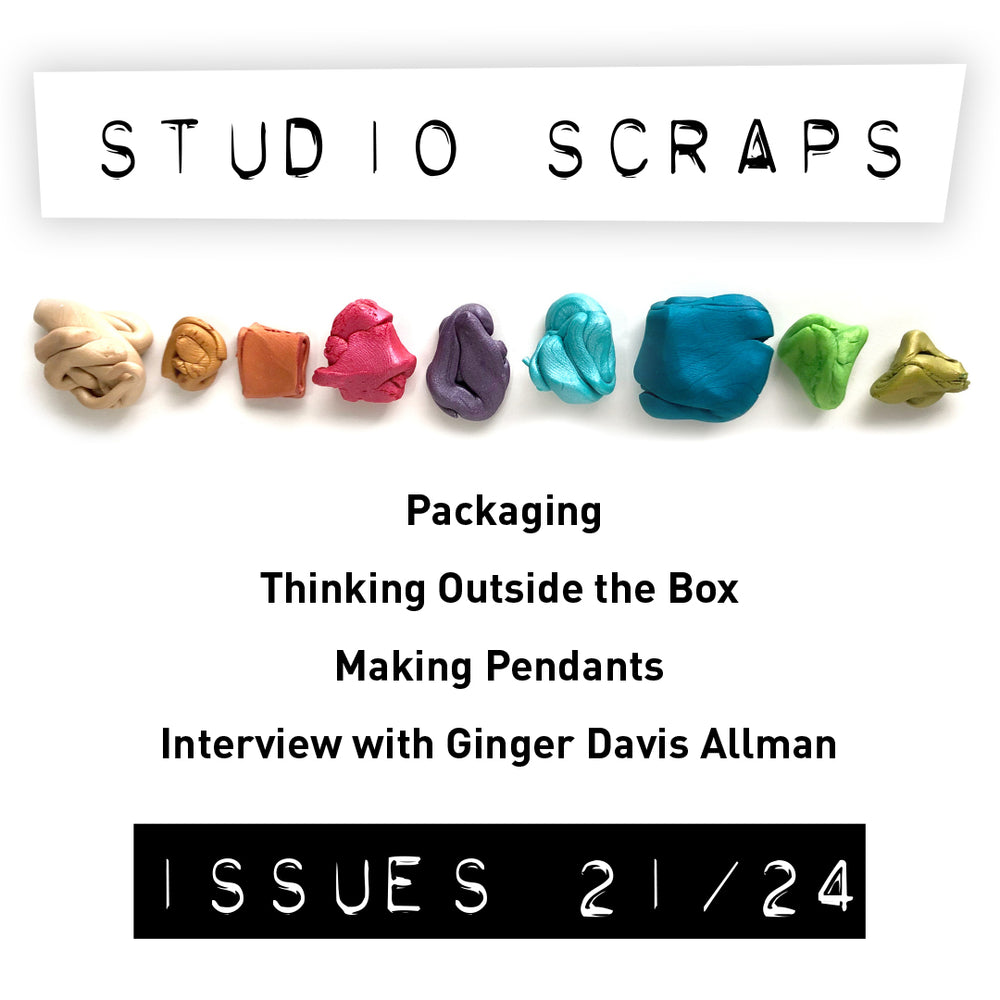 Studio Scraps (Back Issues 21-24) - Heidi Helyard