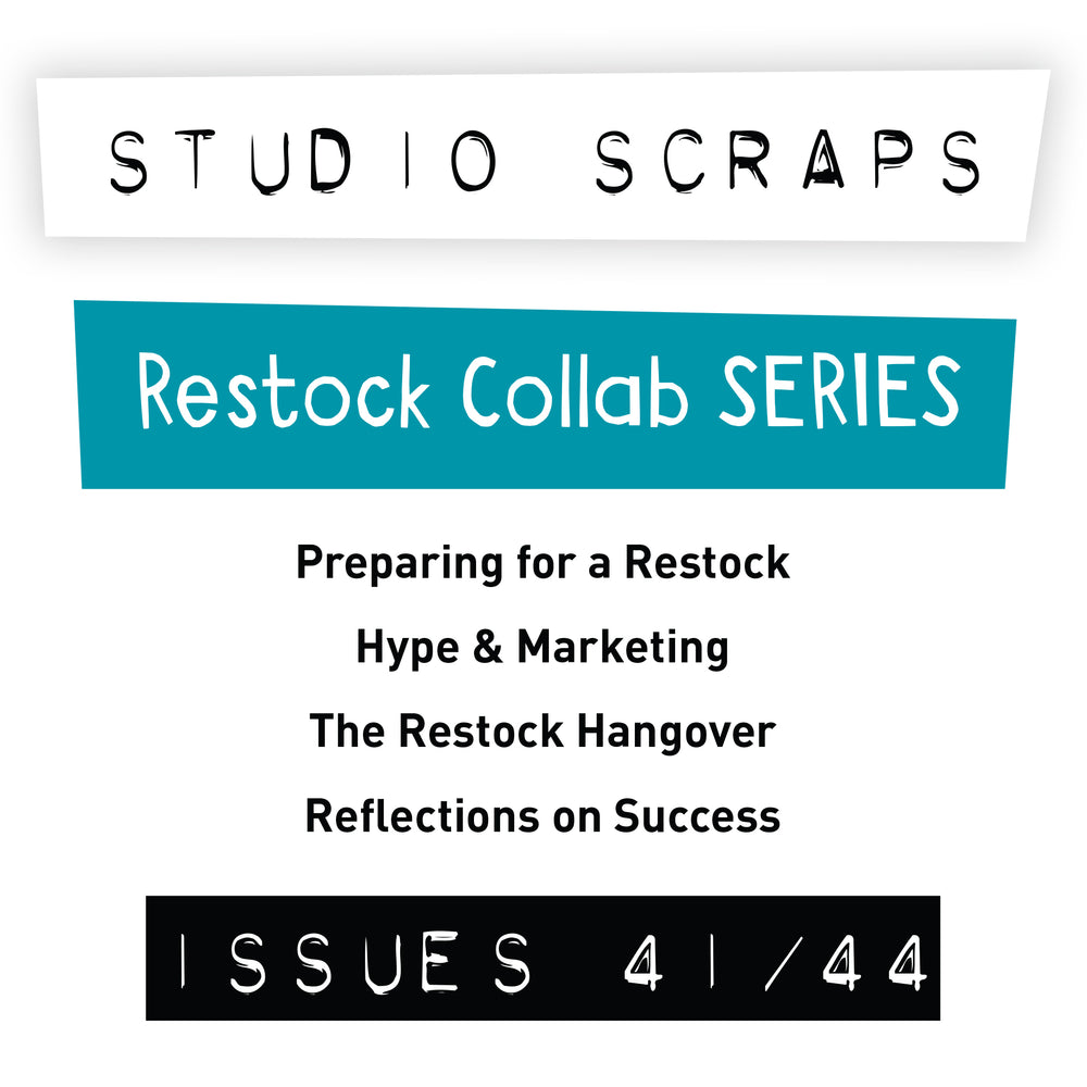 Load image into Gallery viewer, Studio Scraps (Back Issues 41-44)