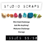 Studio Scraps (Back Issues 55-58)