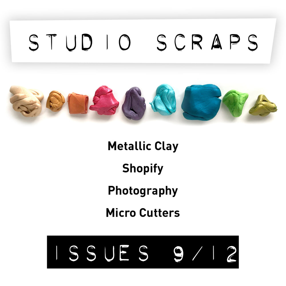 Studio Scraps (Back Issues 9-12)