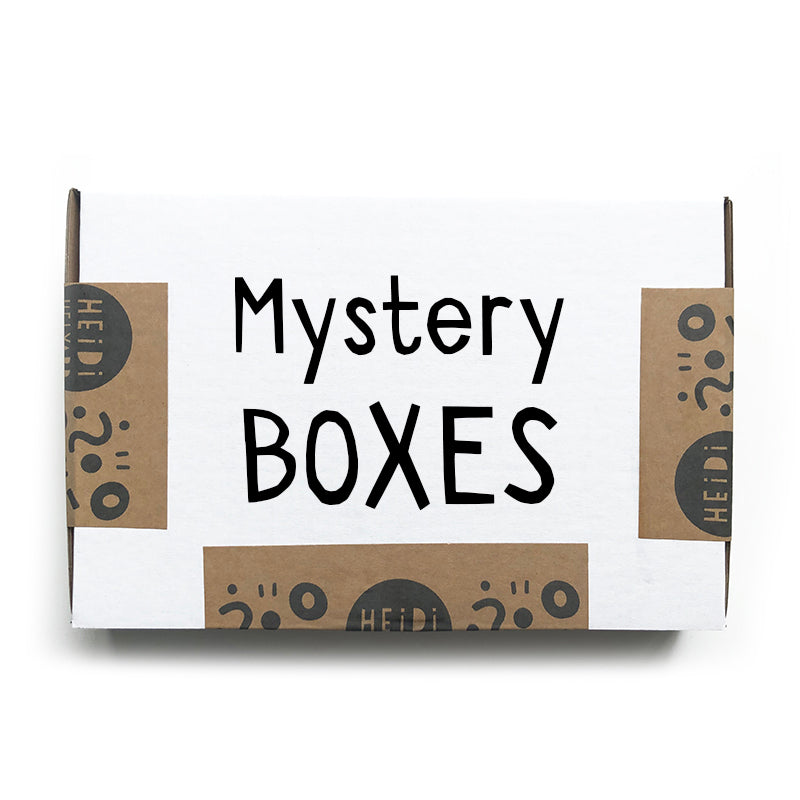 Mystery Boxes!