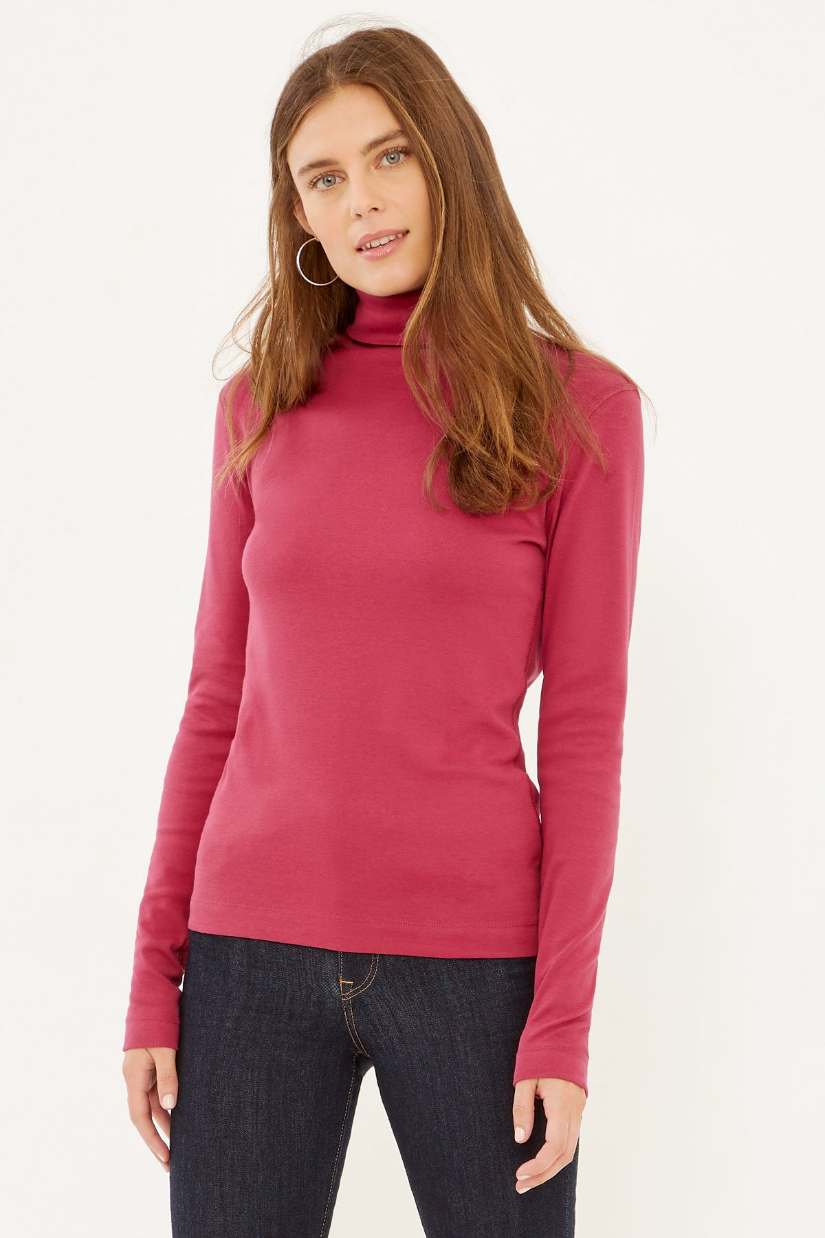 Essential Heritage Knit Turtleneck