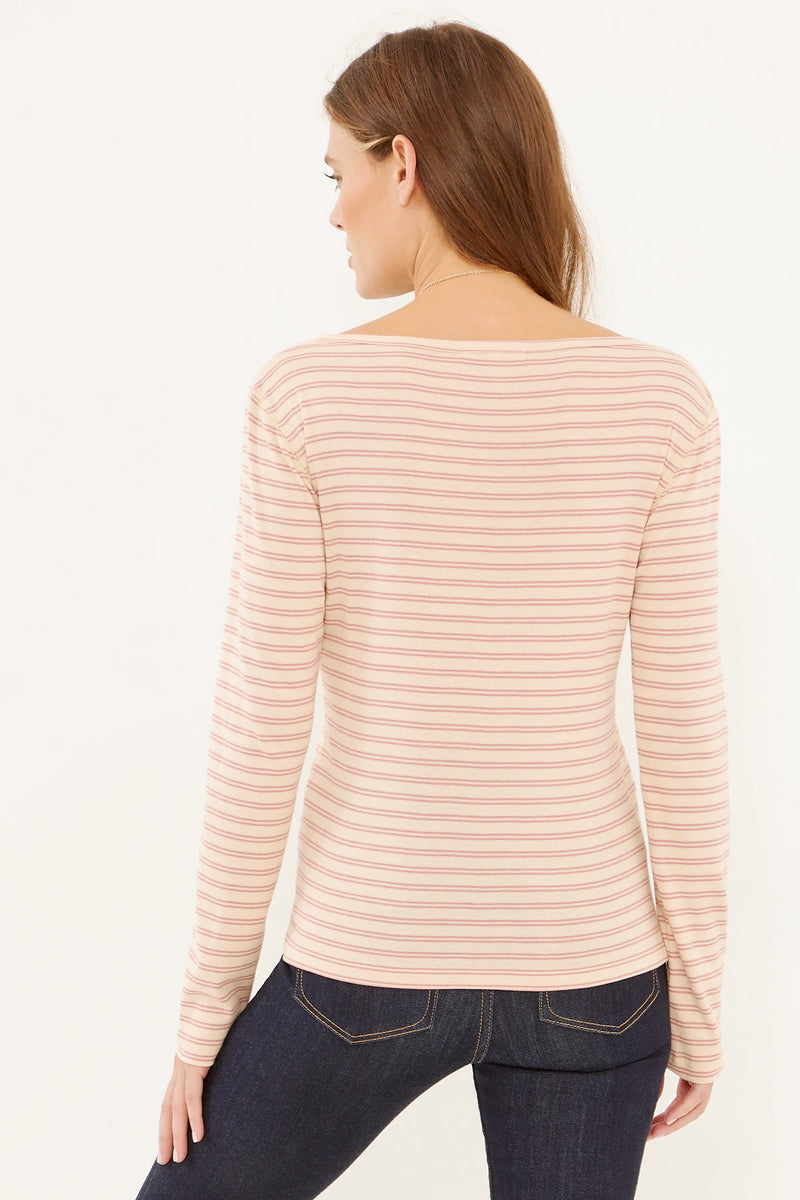 ROSE ZION STRIPE