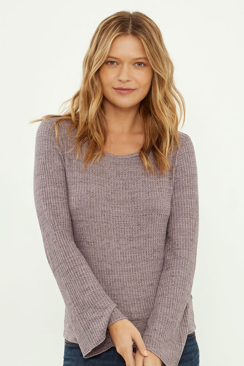 Chunky Heather Thermal