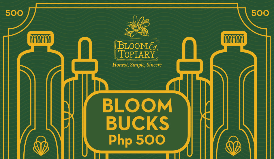 Bloom Bucks 500