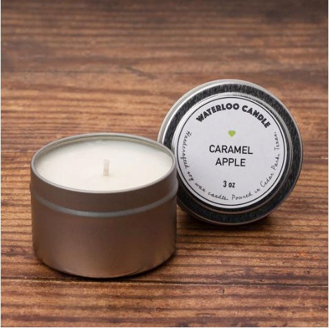 Mulled Cider 3oz Tin Soy Wax Candle
