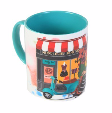 Nicole Lee Coffee Mug