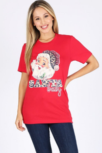 Santa Baby Graphic Tee-ALL SIZES!!