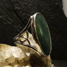 Load image into Gallery viewer, BC Jade Sterling Silver Ring