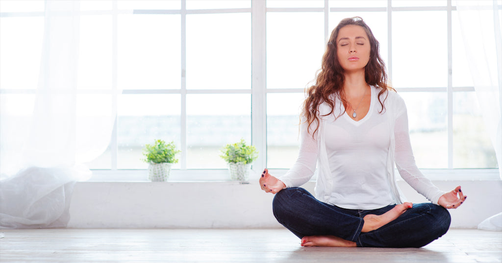 Self-Care Tips to Ease Body & Mind - Meditation