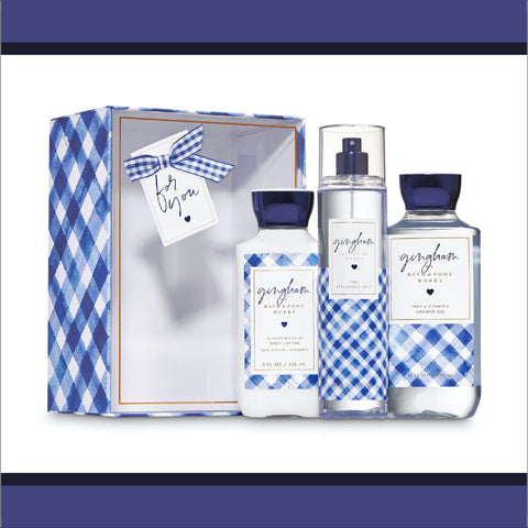 2020 Holiday Gift List: Bath & Body Works Gift Sets