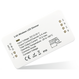 LED Strip Smart Controller - Single Colour Strip Dimmer Plus