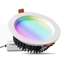 Load image into Gallery viewer, 12w LED Smart Downlight Zigbee Original (Works With Hue)
