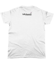 Load image into Gallery viewer, White Crackle T-shirt