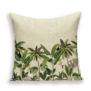 Linen Cushion Covers