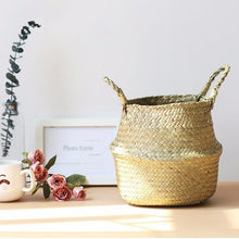 Load image into Gallery viewer, Handmade Straw Rattan small to XXL sizes