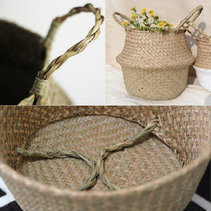 Handmade Straw Rattan small to XXL sizes