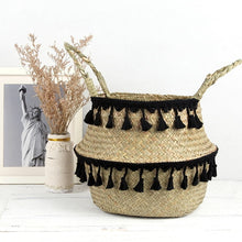 Load image into Gallery viewer, Seagrass Woven Wicker Baskets - Multiple Sizes