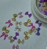 Bows, Teddy Bears, Butterflies, Lady Beetles and Antique Flowers